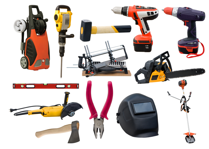 How to Recycle Construction, Power Tools in Santa Clara and